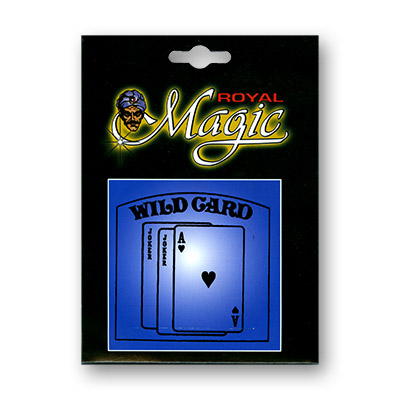 ***Wild Card Royal by Fun Inc - Trick