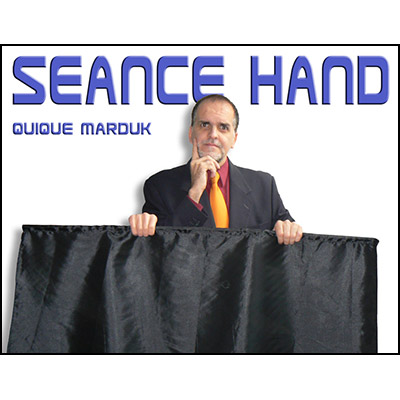 Seance Hand (LEFT) (Black Bag)by Quique Marduk - Trick