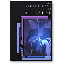 Secret Ways of Al Baker - Book