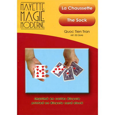 The Sock (with Gimmick) by  Quoc Tien Tran - Trick