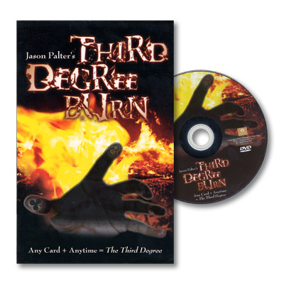 Third Degree Burn by Jason Palter - Trick