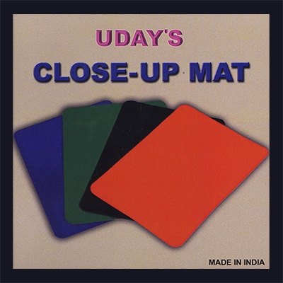 "Close-Up Mat (12.5""x 17"")-Black by Uday - Trick"