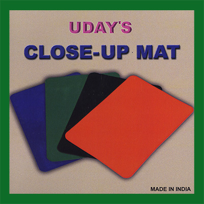 "Close-Up Mat (12.5""x 17"")-Green by Uday - Trick"