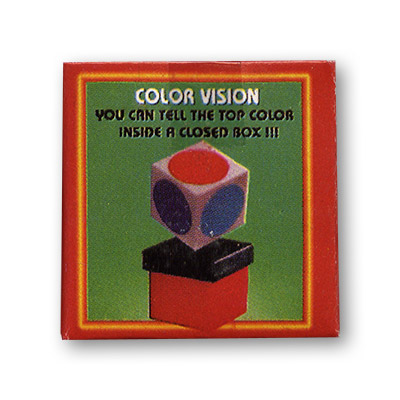 Color Vision by Uday - Trick